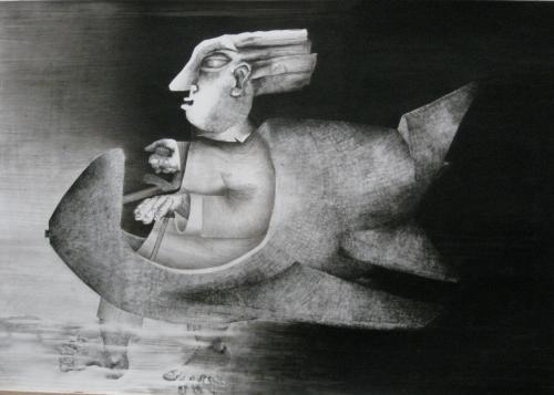 1 Décembre 1981- «Le voyage en avion» François Malespine
