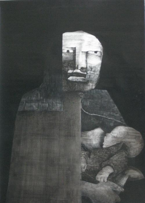 François Malespine Octobre 1977-«n° 5»