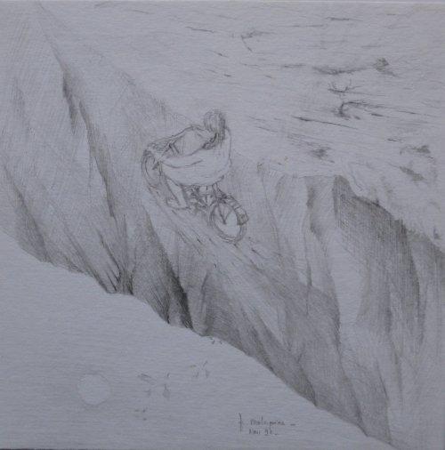 François Malespine dessins préparatoires suite 018