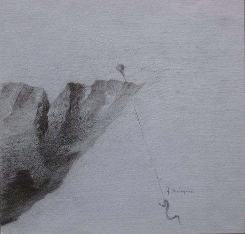 François Malespine dessins préparatoires suite 020