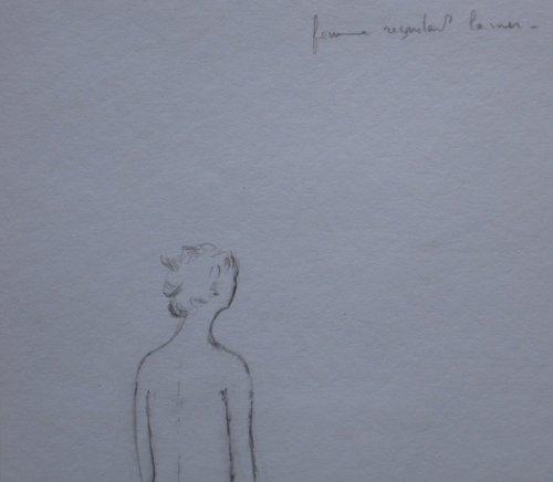 François Malespine dessins préparatoires suite 024