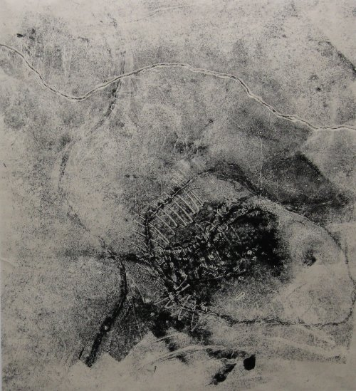 François Malespine monotypes 002